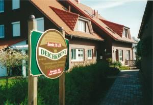 Ferienhaus Deichkrone in Bensersiel